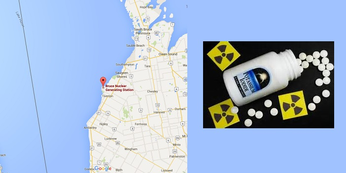 Greens: Ontario Has Forgotten Many Residents In Radiation Pill Mail-Out