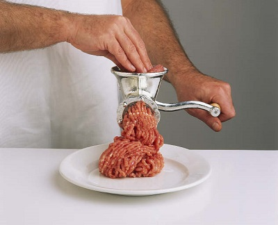 Meat Grinder Metaphor