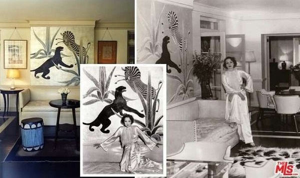 Dorothy Taylor Countess Of Beverly Hills And Interiors