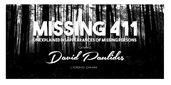U of T Setting For Spooky Missing Persons 411 Lecture | The Silo
