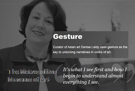 Metropolitan Museum Of Art Curator Denise Leidy