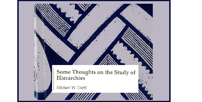 """""""Paws Off My Waterhole!"""" Some Thoughts On The Study Of Hierarchies"""
