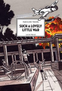Such A Lovely Little War Graphic Novel Cover