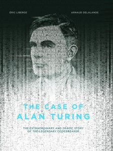 The Case Of Alan Turing Graphic Novel Cover