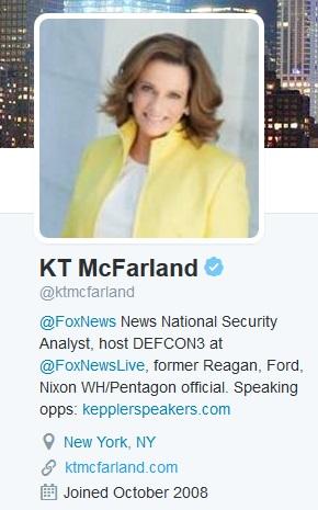 KT McFarland