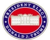 President-Elect Trump Whitehouse Seal