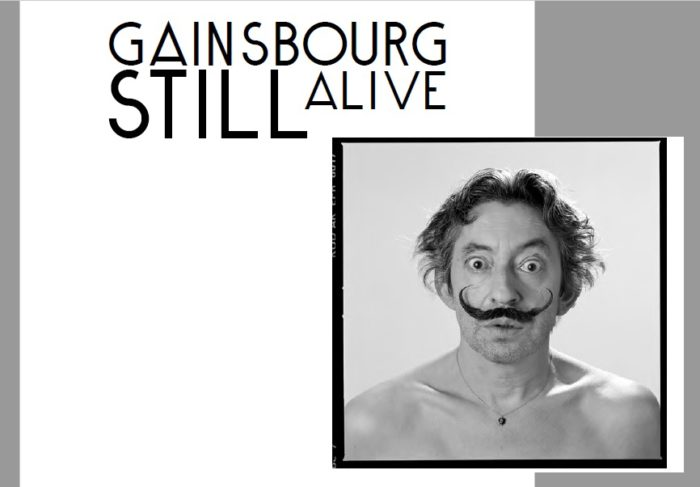 Gainsbourg Still Alive Exhibit In Paris, France Is Smashing Tribute