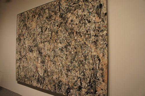 Jackson Pollock Number 1 1950 Lavender Mist