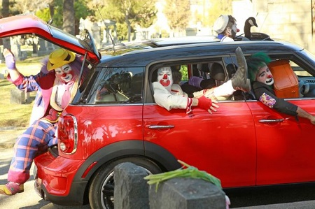 Ontario drivers are being treated like clowns.