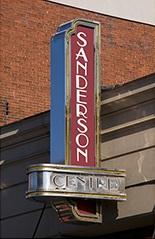 sanderson centre marquee
