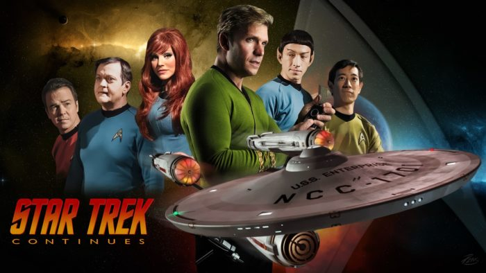 Fans Of 1960s TV Star Trek Should Be Aware of Star Trek Continues