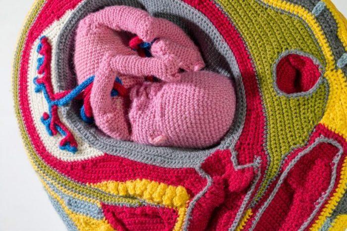 Textile Artist Stéphanie Lobry Spins Wool Into Metaphors