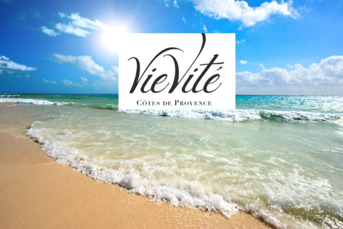 VieVité Cotes de Provence Is Ideal French Rosé Wine For A Hot Weather Day