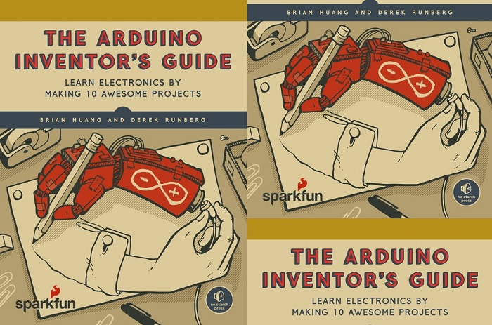 New book is inventors guide to open source arduino
