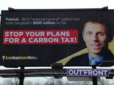 Libs Research re Browns Carbon Tax Statements