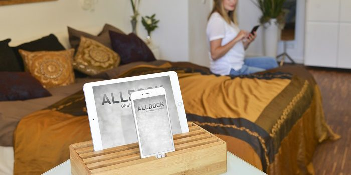 ALLDOCK iphone Charger