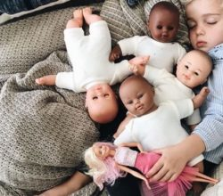 Educational Insights Company Offers Ethnic and Anatomy Dolls