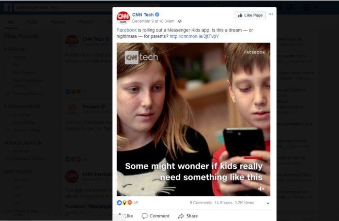 Messenger Kids Facebook App Creeps Technology Into Family Life