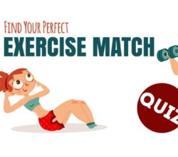 Find your perfect exercise quiz